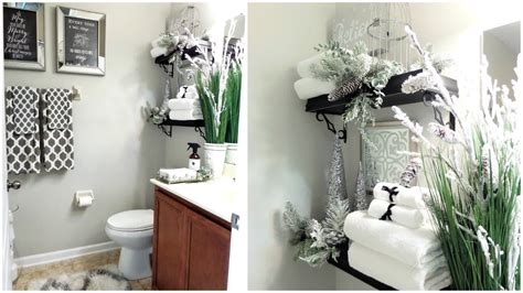 Bathroom Redecorating Ideas by New Guest Bathroom Tour Tips Decor Ideas To Get Your