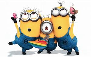 Nice HD wallpapers of all Minions