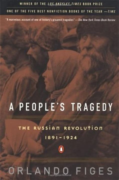 peoples tragedy  russian revolution