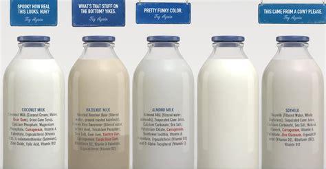 big dairy attacks alternative milk insteading