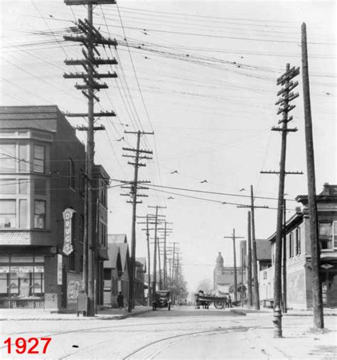 lighting stores indianapolis indianapolis then and now and w new york streets