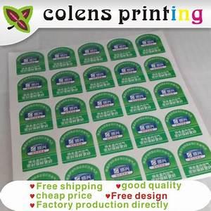 custom logo sticker packaging address labels food stickers With custom food labels stickers