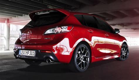 No Habrá Más Mazda3 Ni Mazda6 Mps; Las Palabras De