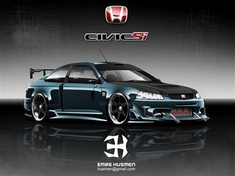 Honda Civic Si Wallpapers