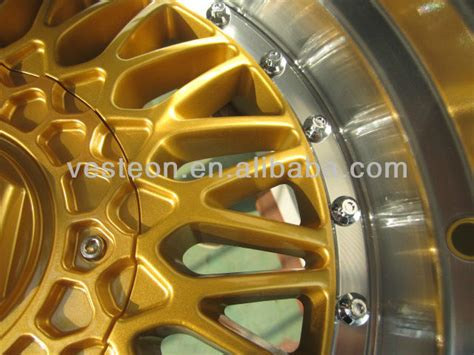 Auto Alloy Wheels Rims For Brand Cars With Tuv,dot,via,jwl