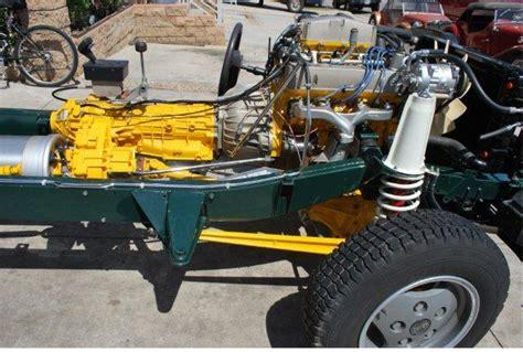 range rover chassis  motor  trans brand
