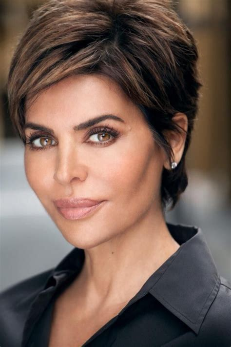 Lisa Rinna Short Hairstyles Lisa Rinna Short Messy ****