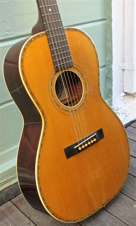 Stahl Larson Brothers 0 Size Acoustic Guitar, circa 1930 ...