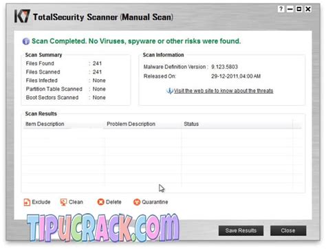 total security key   crack full version latest