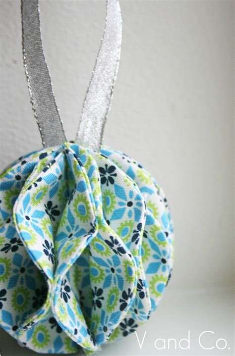 fabric ornament christmas 2012 pudding pinterest