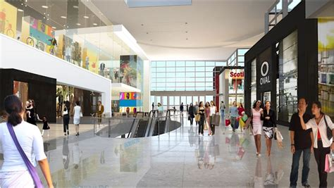 major toronto mall makeover planned construction canada