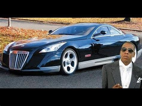 Jay Z's Hot Car Collection Worth $15 Million