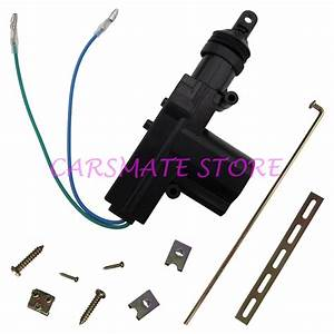 Quality Car Central Door Locking 2 Wire Single Gun Type