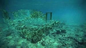 Pavlopetri, the world's oldest submerged city ...