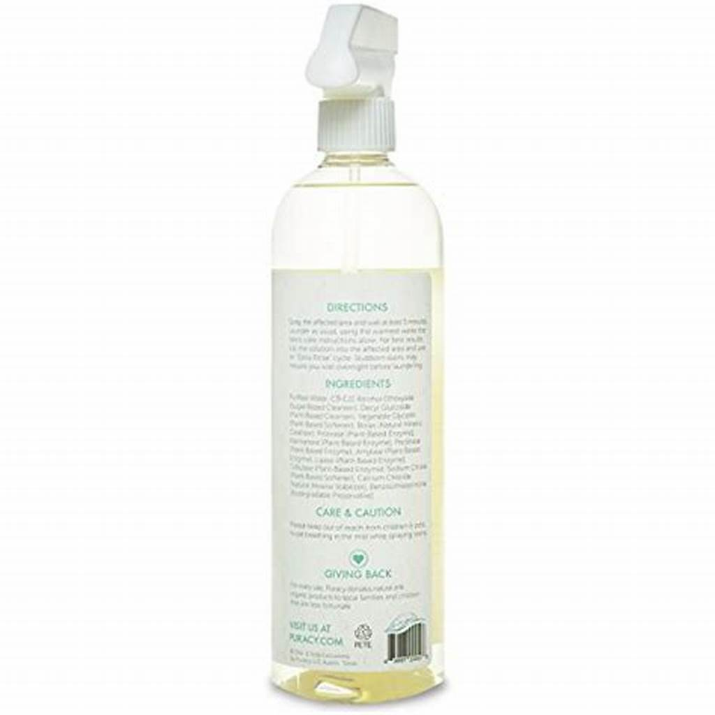 #Puracy #Natural #Stain #Remover