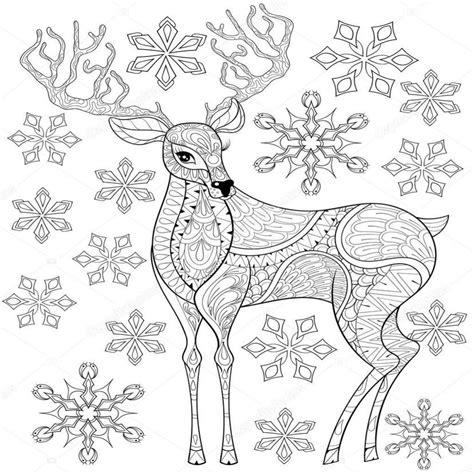Kleurplaat Mandala Kerst by Kleurplaten Kerst Knutselen