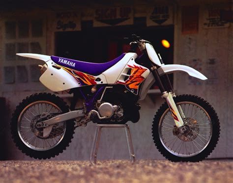 pro ama motocross this week 39 s classic steel is a look back at the 1995