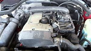 1997 Mercedes Benz C230 Engine With Low Mileage  58k