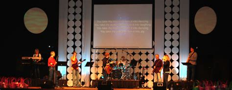 connect  church stage design ideas