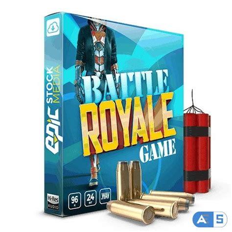 Epic Stock Media Battle Royale Game - AEShares