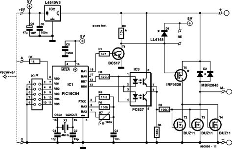 gbppr projects veronica transmitter control instructions