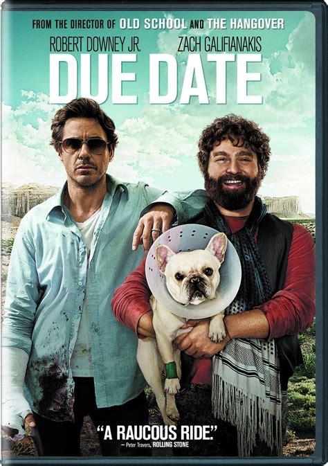 Due Date DVD Release Date February 22, 2011