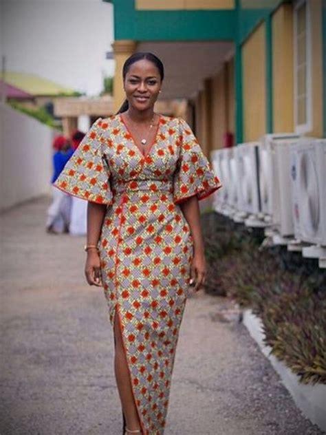 Kitenge Dresses Designs For Ladies u2013 FashionMora