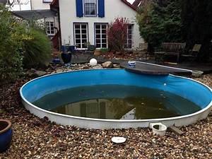 Gartengestaltung Pool Beispiele : umbau eines pools zum schwimmteich husmann gartenbau ~ Articles-book.com Haus und Dekorationen