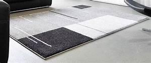 Tapis 160x230 Pas Cher : samoa design tapis patchwork gris 120x180 cm ~ Teatrodelosmanantiales.com Idées de Décoration