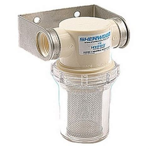 filtre aquarium eau de mer filtre eau de mer pour bateau sherwood 1 quot