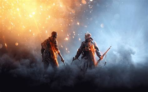 Wallpaper Battlefield 1, Squads, 2016 Games, 4k, 8k, Games