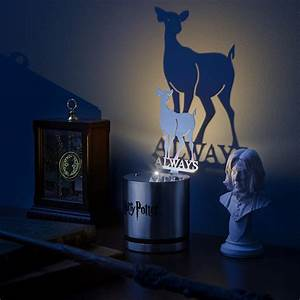Harry Potter Snape's Patronus Lamp ThinkGeek