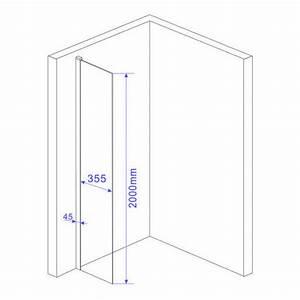200 Mm En Cm : 10 mm duschtrennwand free mini 40 x 200 cm ~ Dailycaller-alerts.com Idées de Décoration