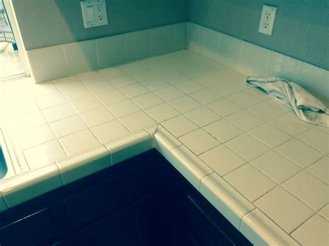 how to clean kitchen counter tile grout tile and grout cleaning kitchen countertops riverside ca 9343