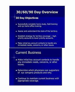 30 day action plan template 26 examples of 30 60 90 day plans word pdf google