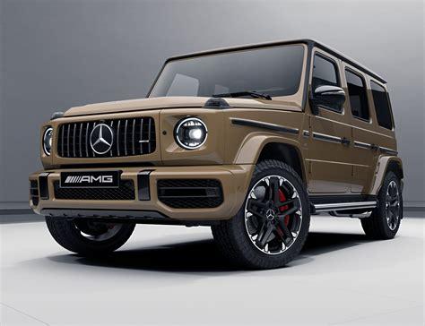 Heute leistet ein g 63 mit 585 ps mehr als achtmal so viel. Optional für den G 63 erhältlich: AMG Trail Package - Mercedes-Benz Passion Blog / Mercedes Benz ...
