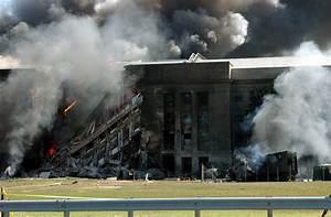 9/11 Pentagon Damage Immediate Aftermath High-Resolution ...