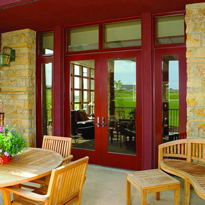 Anderson French Doors Exterior