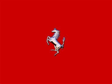 Ferrari Logo Wallpapers Wallpaper Cave