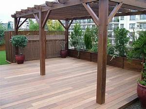 beautiful pergola couverte pour terrasse photos With beautiful toile jardin leroy merlin 16 pergolas pour terrasse