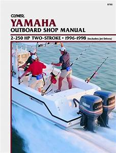 Yamaha Outboard Manual 2018 115 Owners