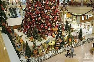Is This The Biggest Christmas Tree In Dubai Dubai