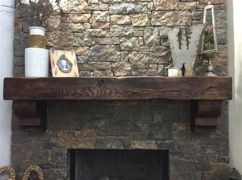 Going To Build Or Install Fireplace Mantel Corbels
