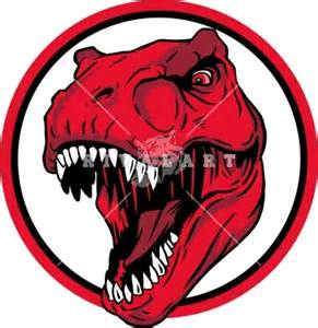 Tyrannosaurus Rex Head Clip Art