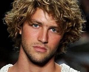Coiffure Blonde Mi Long : coiffure homme blond mi long acteur ~ Melissatoandfro.com Idées de Décoration