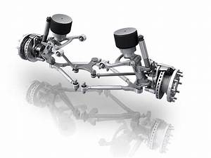 Front Axle System Rl 75 E