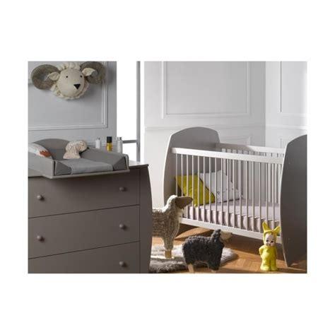 chambre bébé cdiscount chambre bébé médéa achat vente chambre complète