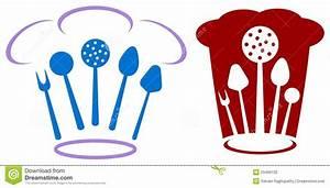 Chef Logo Stock Photo - Image: 23496130