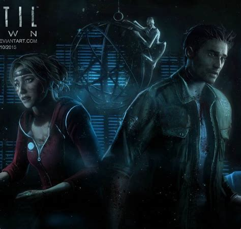 Until Dawn: Back to the Nightmare Chapter 7 by