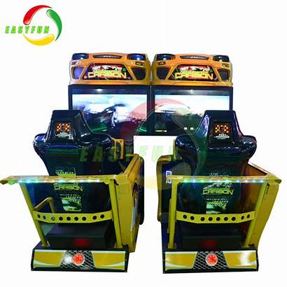 Arcade Amusement Park Machine Speed Need Simulator